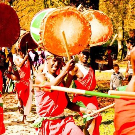 Tambours du Burundi