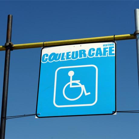 Accessible aux PMR